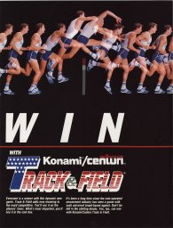 Click To View Large Centuri Track & Field Flyer